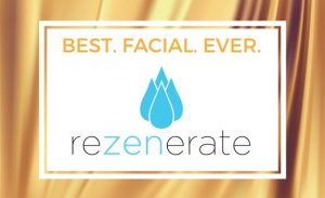 Rezenerate keeps you on top of your smart-aging game.